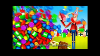 Candy Crush Saga TV Spot, 'Daily Boosters' - Thumbnail 3