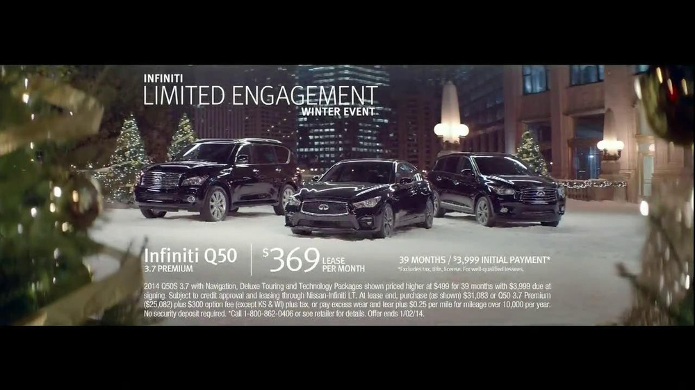 Infiniti TV Spot, 'Santa Karma' - Screenshot 10