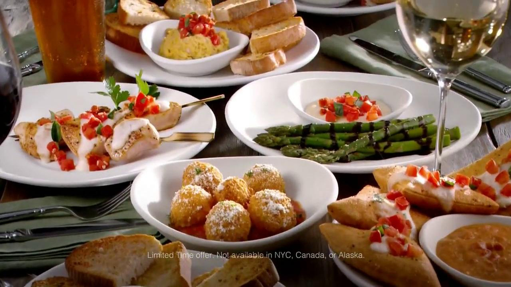 Olive Garden Tastes And Toasts Of Italy Tv Spot