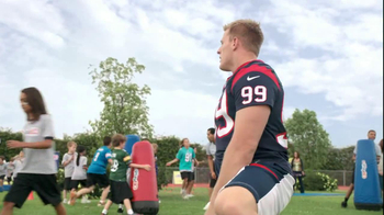 NFL Play 60 TV Spot, 'School Play' Featuring J.J. Watt - Thumbnail 10