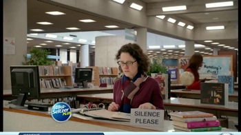 Alka-Seltzer Plus Cold and Cough TV Spot, 'Library'