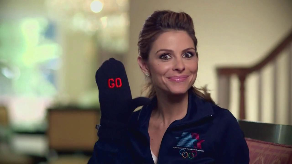 Team USA Mittens TV Spot, 'Go USA' - Screenshot 3