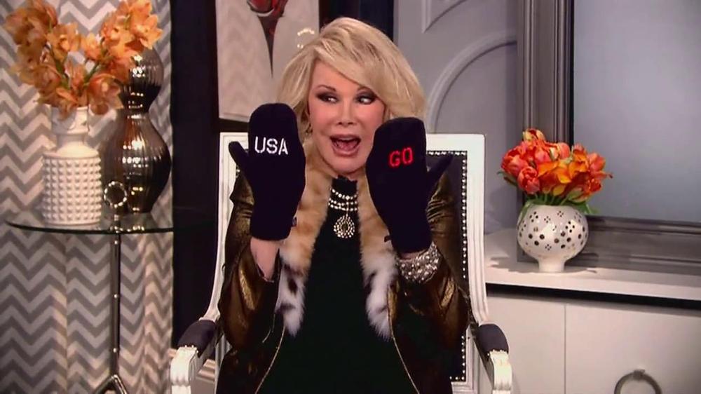 Team USA Mittens TV Spot, 'Go USA' - Screenshot 5