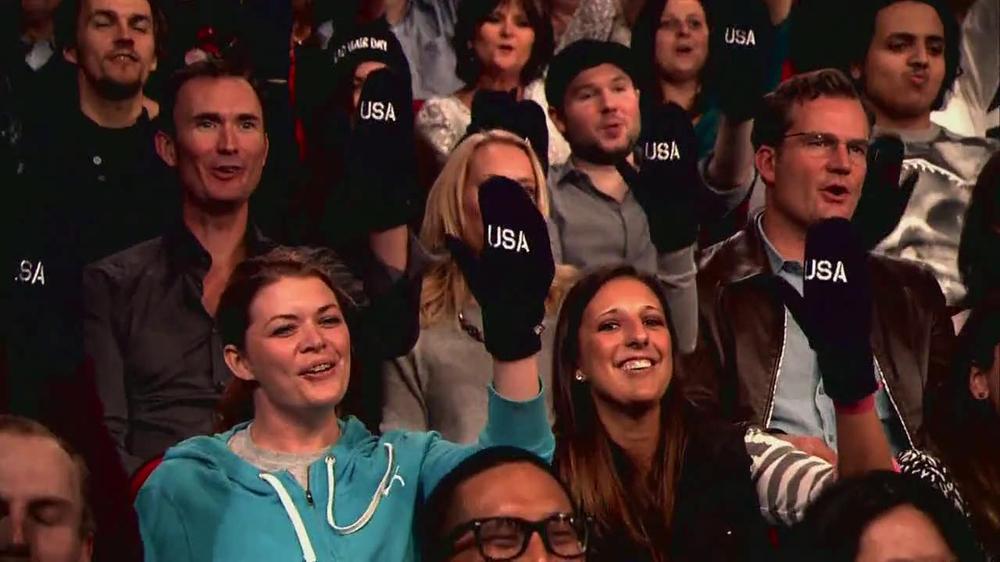 Team USA Mittens TV Spot, 'Go USA' - Screenshot 7