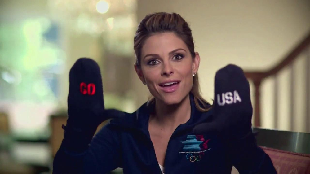 Team USA Mittens TV Spot, 'Go USA' - Screenshot 8