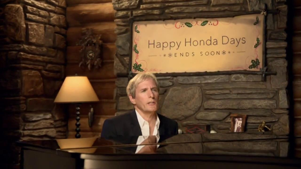 2013 Honda Civic LX TV Spot, 'Clock is Ticking' Ft. Michael Bolton - Screenshot 2