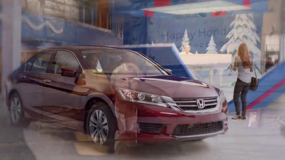 2013 Honda Civic LX TV Spot, 'Clock is Ticking' Ft. Michael Bolton - Screenshot 3