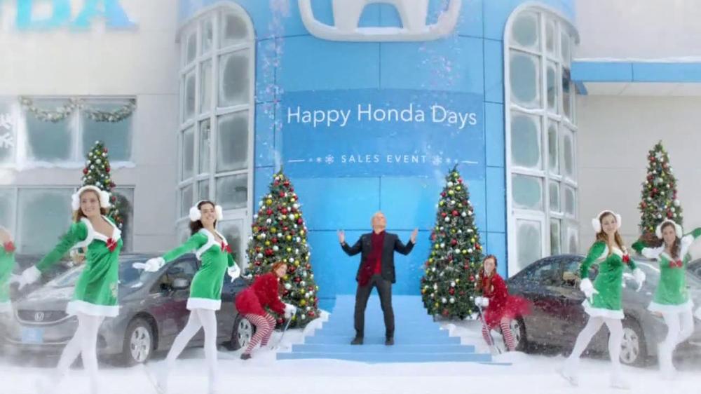 2013 Honda Civic LX TV Spot, 'Clock is Ticking' Ft. Michael Bolton - Screenshot 5