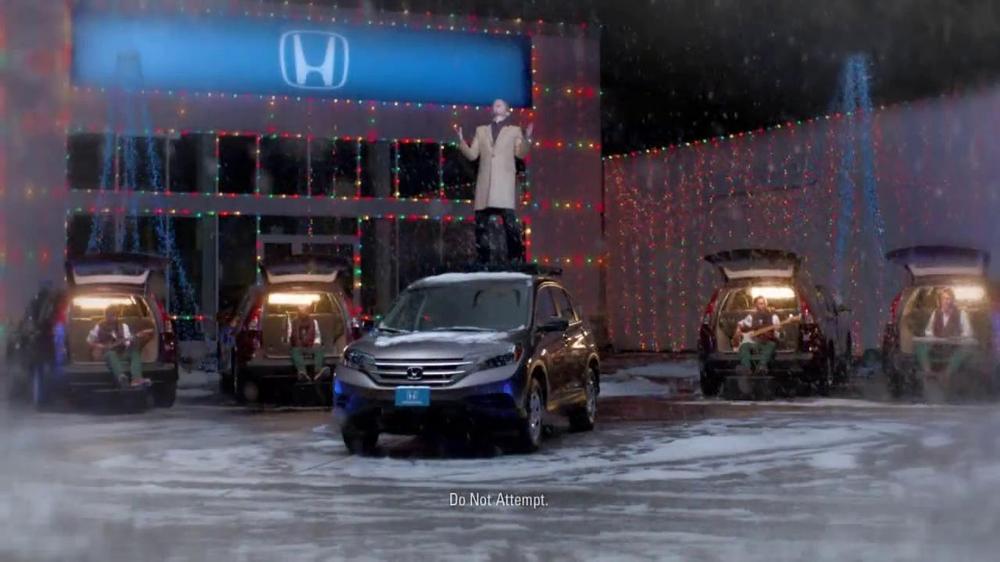 2013 Honda Civic LX TV Spot, 'Clock is Ticking' Ft. Michael Bolton - Screenshot 6