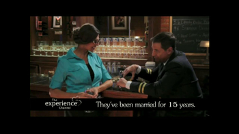 The Experience Channel TV Spot, 'The LIbrarian and the Pilot'