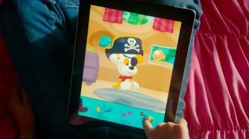 Nickelodeon Bubble Puppy App TV Spot - Thumbnail 7
