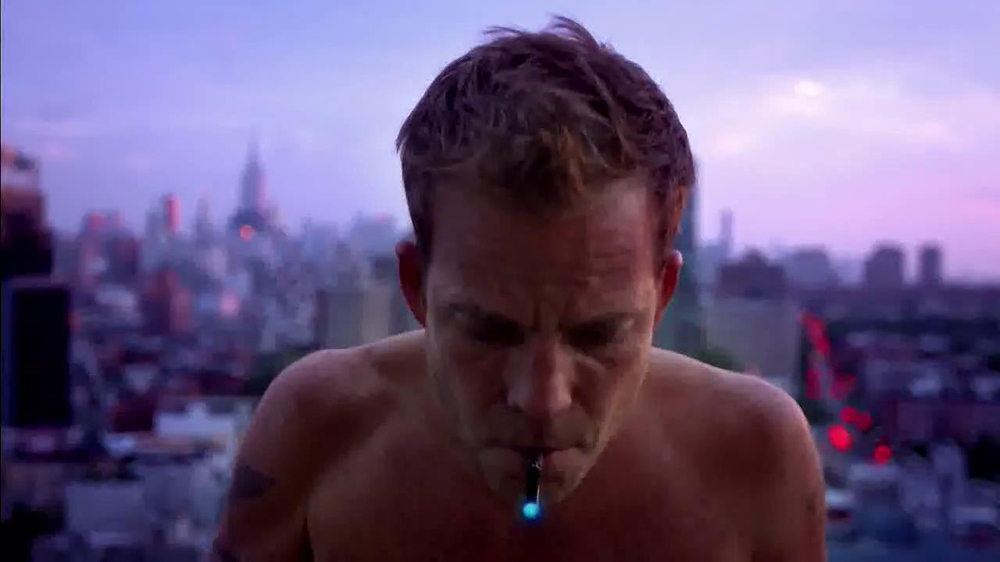 Blu Cigs TV Spot, 'Freedom' Featuring Stephen Dorff - Screenshot 1