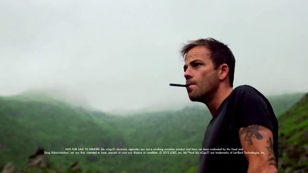 Blu Cigs TV Spot, 'Freedom' Featuring Stephen Dorff - Screenshot 10