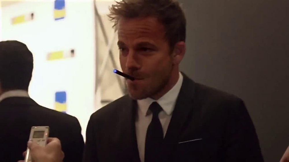 Blu Cigs TV Spot, 'Freedom' Featuring Stephen Dorff - Screenshot 4