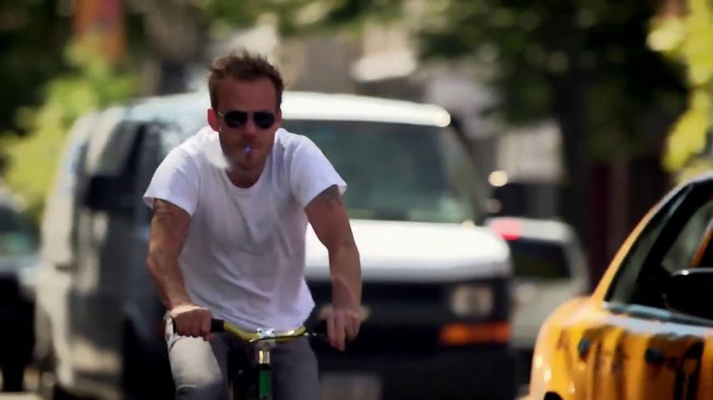 Blu Cigs TV Spot, 'Freedom' Featuring Stephen Dorff - Screenshot 6