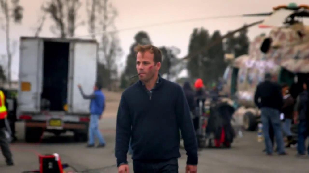 Blu Cigs TV Spot, 'Freedom' Featuring Stephen Dorff - Screenshot 8