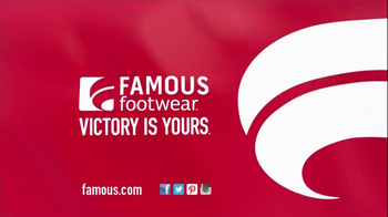 Famous Footwear TV Spot, 'A Holiday Victory'