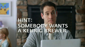 Keurig TV Spot, 'Hint: Doll'