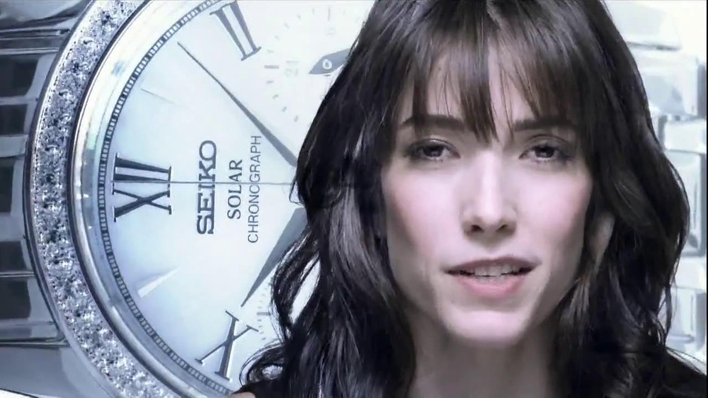 Seiko Solar TV Spot, 'Progress' Feat. Hope Solo, Landon Donovan - Screenshot 3
