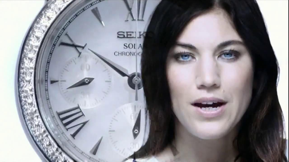Seiko Solar TV Spot, 'Progress' Feat. Hope Solo, Landon Donovan - Screenshot 6