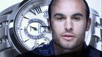 Seiko Solar TV Spot, 'Progress' Feat. Hope Solo, Landon Donovan - Thumbnail 10