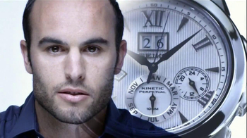 Seiko Solar TV Spot, 'Progress' Feat. Hope Solo, Landon Donovan - Thumbnail 2
