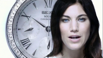 Seiko Solar TV Spot, 'Progress' Feat. Hope Solo, Landon Donovan - Thumbnail 6