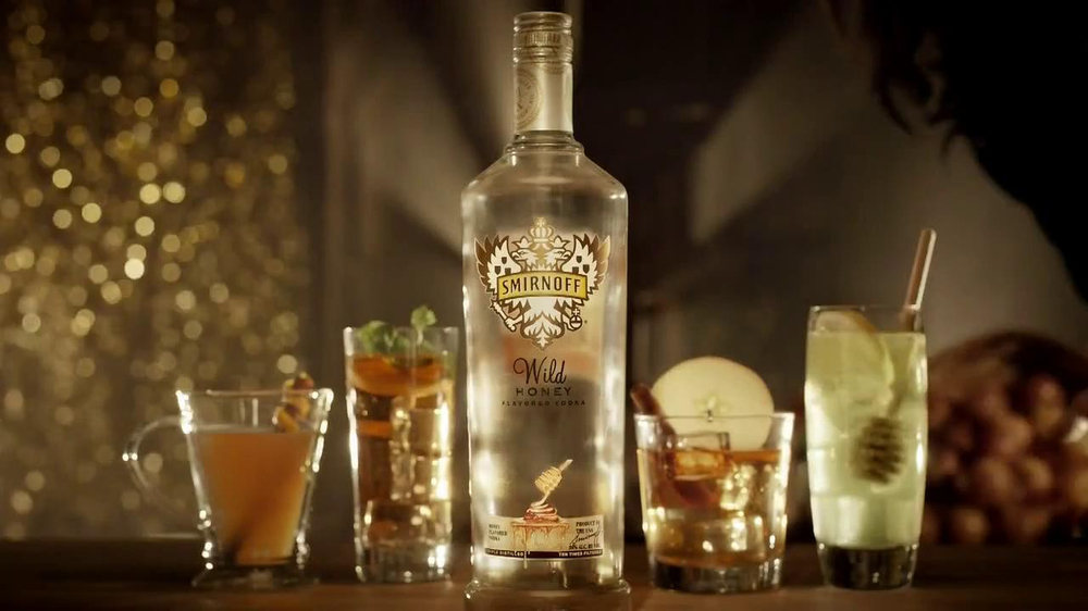 Smirnoff Wild Honey Vodka TV Spot - Screenshot 9