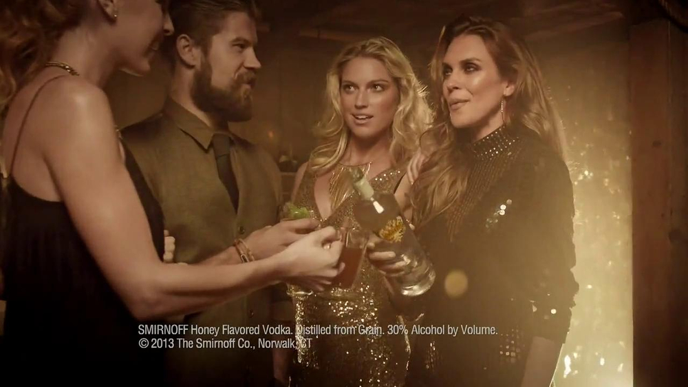 Smirnoff Wild Honey Vodka TV Spot - Screenshot 7