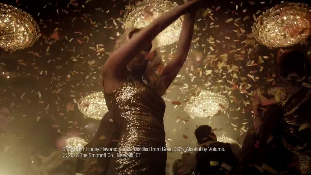 Smirnoff Wild Honey Vodka TV Spot - Screenshot 8