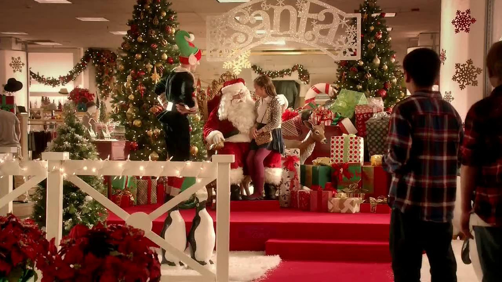 Ford Dream Big Sales Event TV Spot, 'Santa' - Screenshot 1