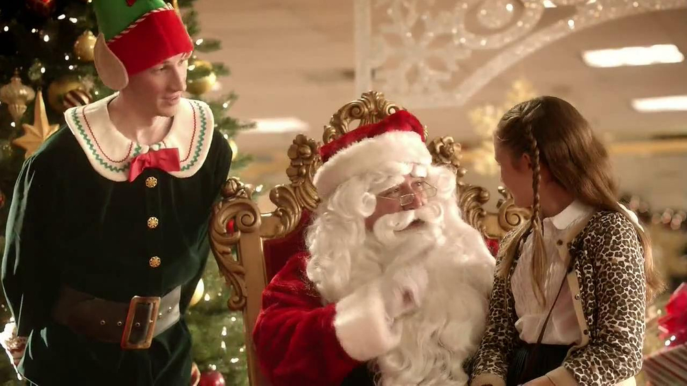 Ford Dream Big Sales Event TV Spot, 'Santa' - Screenshot 8