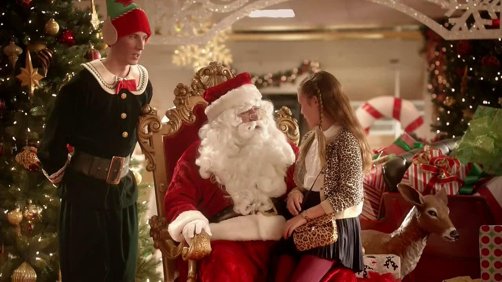 Ford Dream Big Sales Event TV Spot, 'Santa' - Screenshot 9