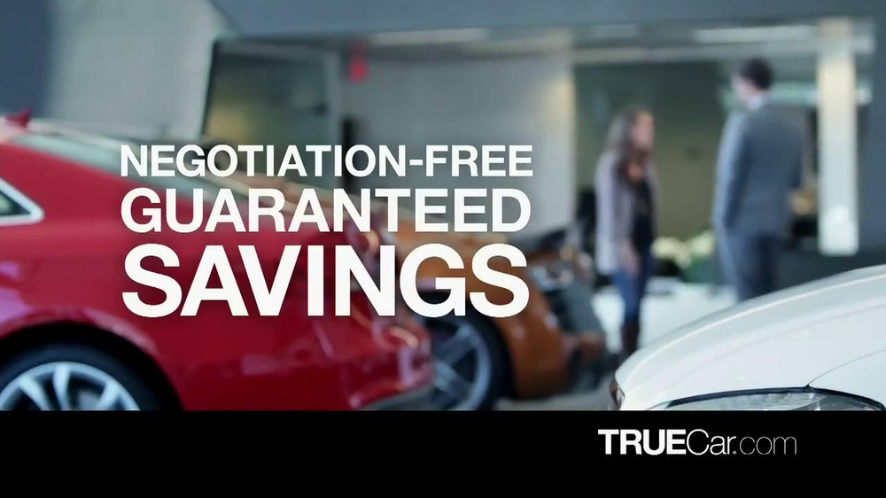 truecar tv commercial 39 end of year car sales 39. Black Bedroom Furniture Sets. Home Design Ideas