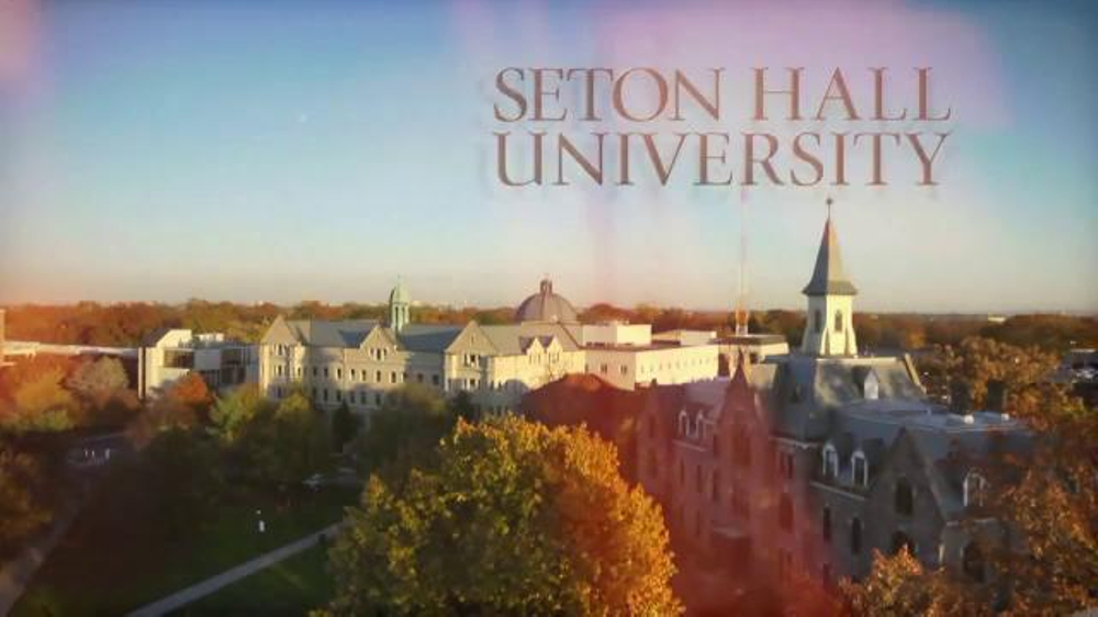 Seton Hall University TV Spot, 'Where Leaders Learn ...