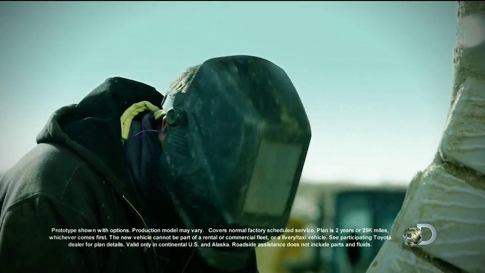 Toyota Care TV Spot, 'Gold Rush' - Screenshot 7