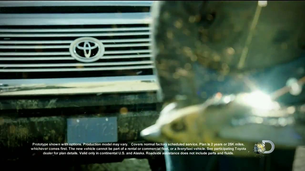 Toyota Care TV Spot, 'Gold Rush' - Screenshot 8