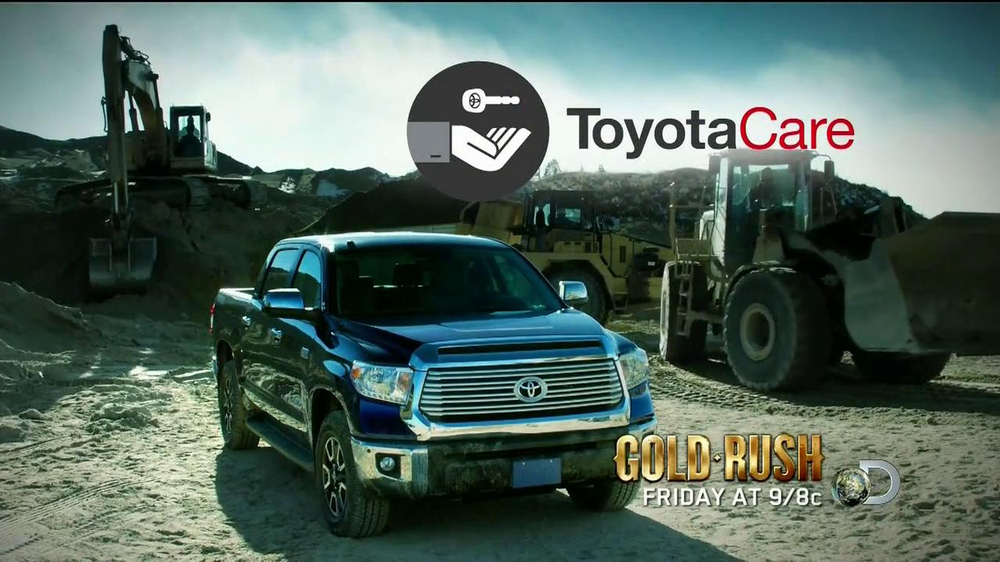 Toyota Care TV Spot, 'Gold Rush' - Screenshot 9