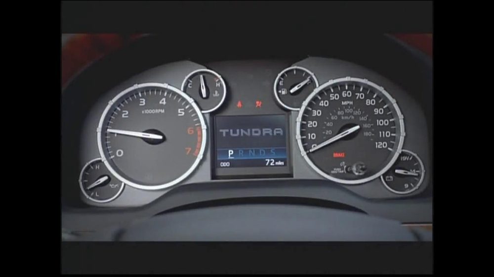 2014 Toyota Tundra TV Spot, 'More Than You'll Ever Need' - Screenshot 1