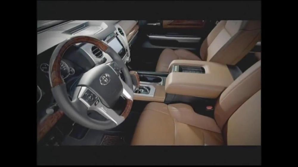 2014 Toyota Tundra TV Spot, 'More Than You'll Ever Need' - Screenshot 2