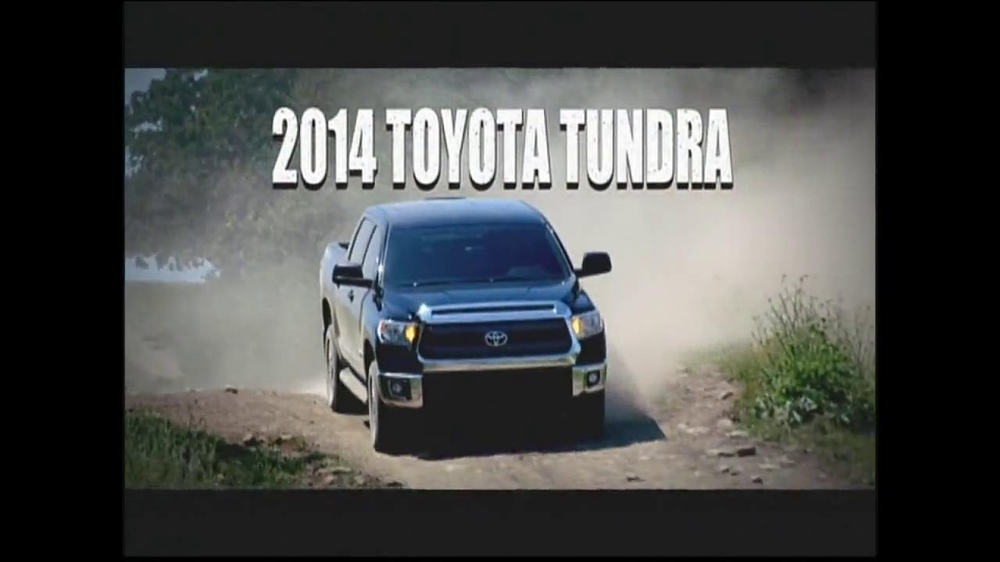 2014 Toyota Tundra TV Spot, 'More Than You'll Ever Need' - Screenshot 5