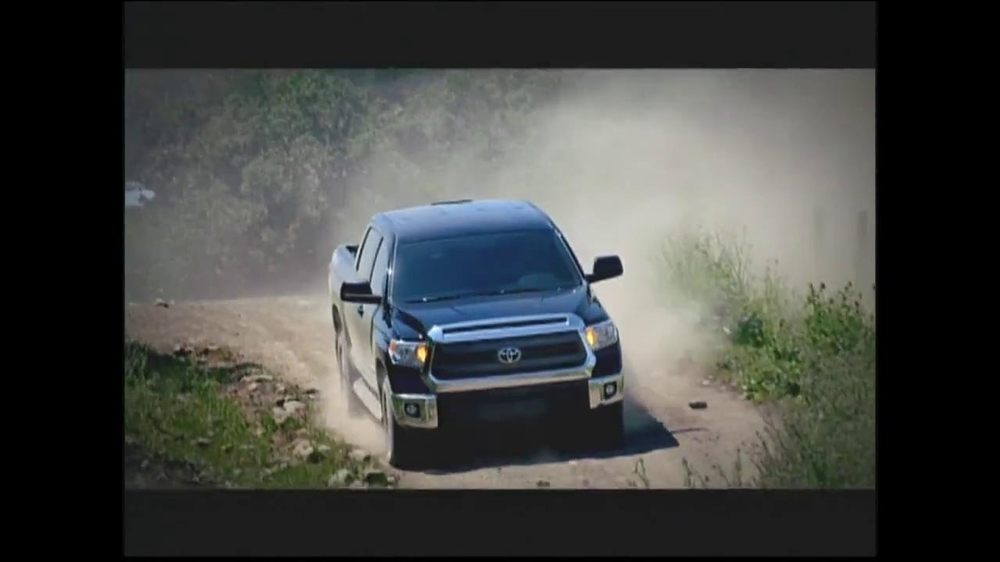 2014 Toyota Tundra TV Spot, 'More Than You'll Ever Need' - Screenshot 6