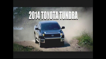 2014 Toyota Tundra TV Spot, 'More Than You'll Ever Need' - Thumbnail 5