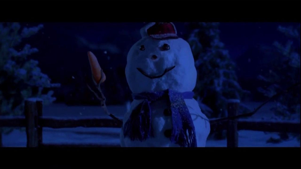 Wells Fargo TV Spot, 'The Stagecoach and the Snowmen' - Screenshot 5
