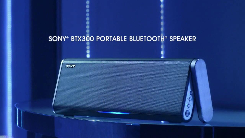 how to connect sony speaker to tv