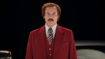 Dodge TV Spot, 'Ron Burgundy Has Gone Rogue' Featuring Will Ferrell
