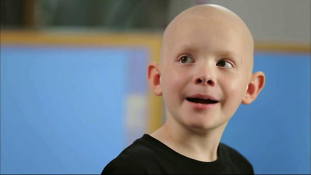 St. Jude Children's Research Hospital TV Spot Featuring Shaun White - Screenshot 7