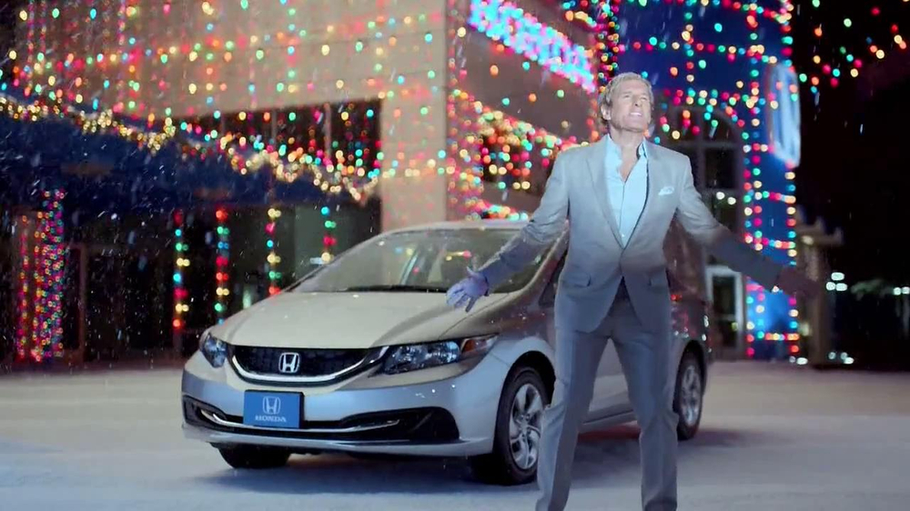 Honda Happy Honda Days: Civic TV Spot Featuring Michael Bolton - Screenshot 7