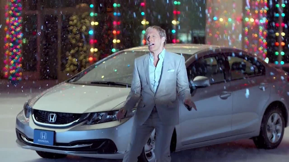 Honda Happy Honda Days: Civic TV Spot Featuring Michael Bolton - Screenshot 9