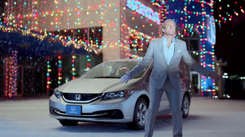 Honda Happy Honda Days: Civic TV Spot Featuring Michael Bolton - Thumbnail 7